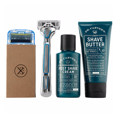 Dollar Shave Club Probably the Most Amazing Shave Set (ever)